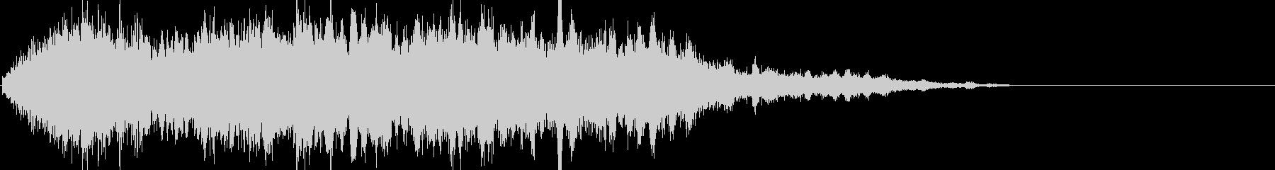 魔法05(攻撃・風・発動・飛ばす系)の未再生の波形