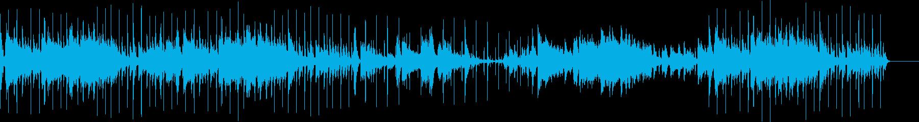 Bossa Nova pop の再生済みの波形
