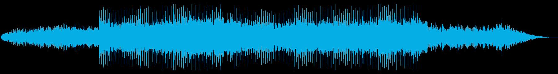 bgm34の再生済みの波形