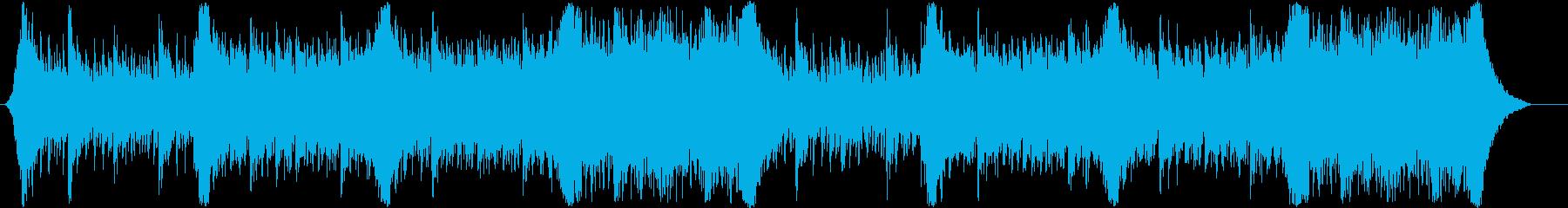 企業VPや映像21、壮大、オーケストラaの再生済みの波形