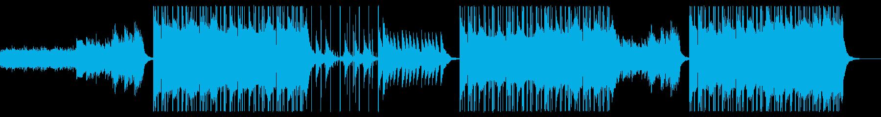 INDIE POP/切ないギターとピアノの再生済みの波形