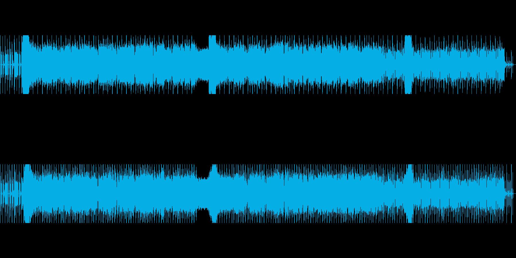 メロウでおしゃれな大人のR&B -ジャズの再生済みの波形