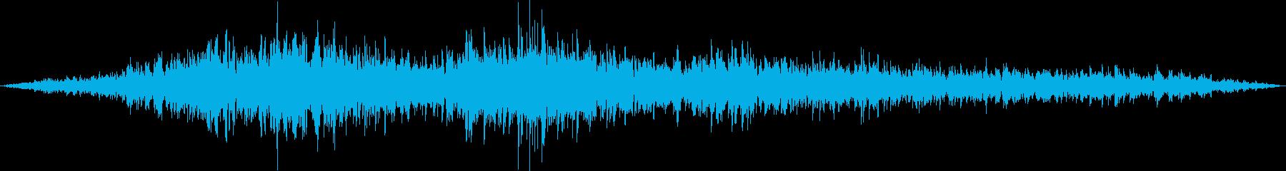 デルタIIIロケット:テイクオフス...の再生済みの波形