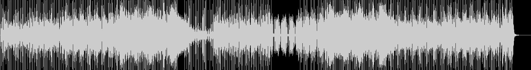 80'sファンク、ソウルの未再生の波形