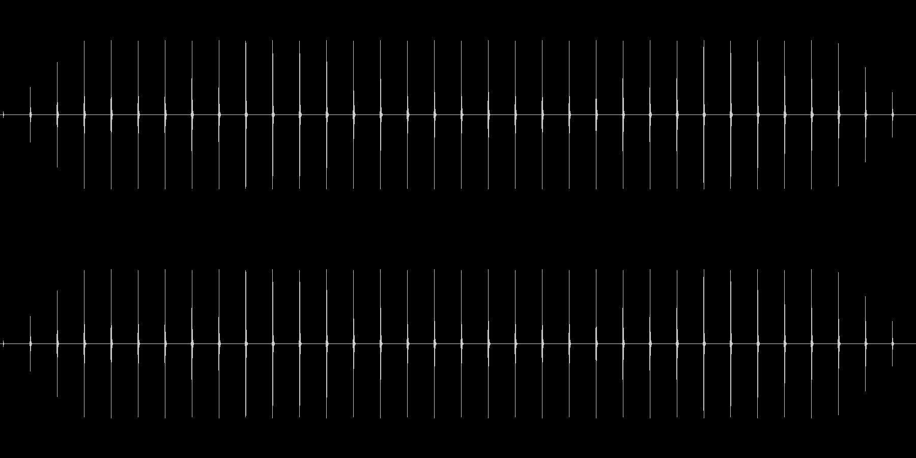 時計 ticktock_7-2_dryの未再生の波形