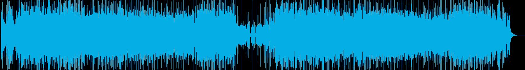 「HR/HM」「DEATH」BGM175の再生済みの波形