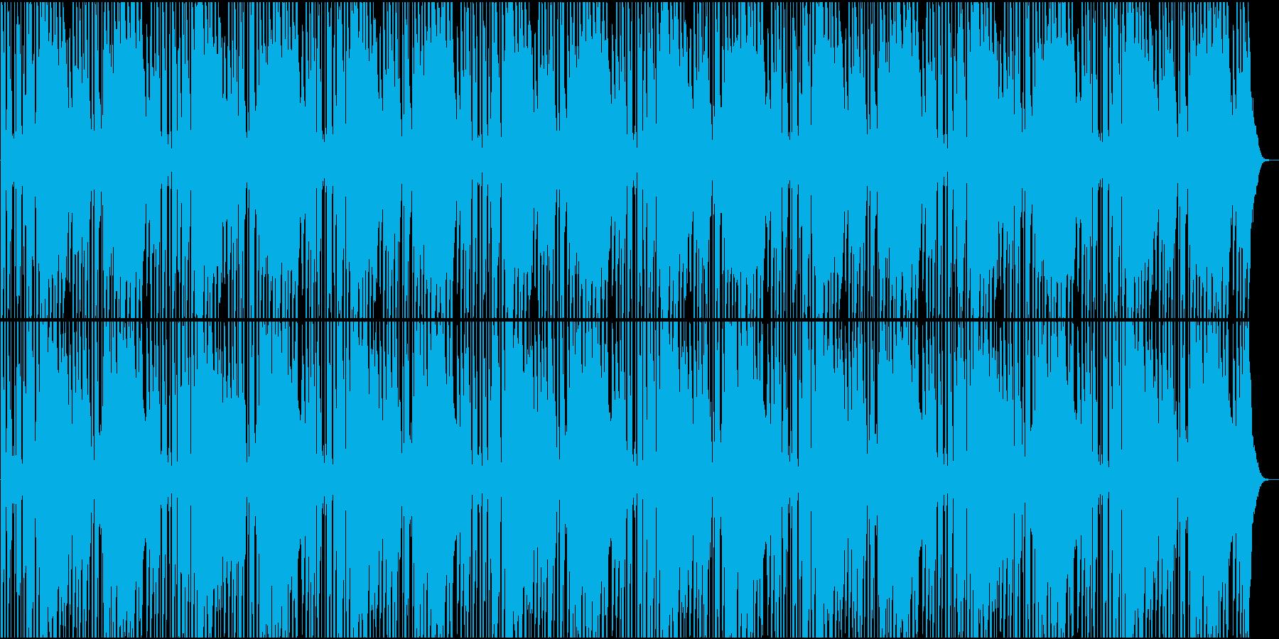 ジャズピアノ優雅でスタイリッシュ、軽やかの再生済みの波形