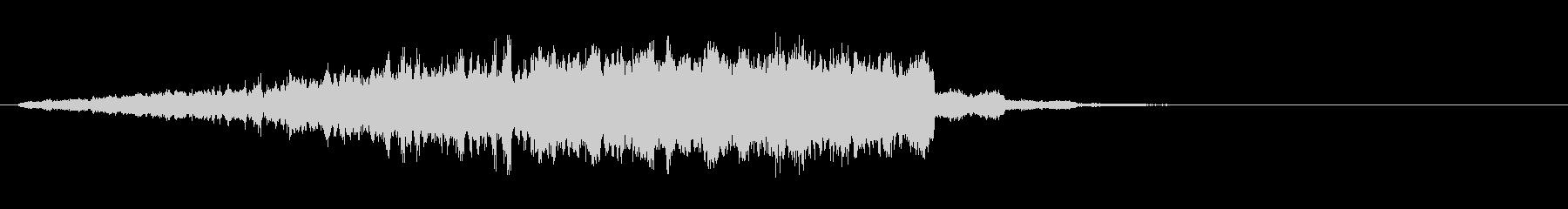 企業_エレクトロニック_ME_SE_8の未再生の波形