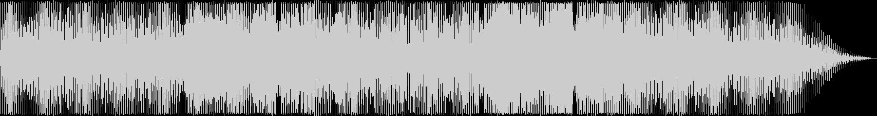 切ないシンセポップテクノ系の未再生の波形