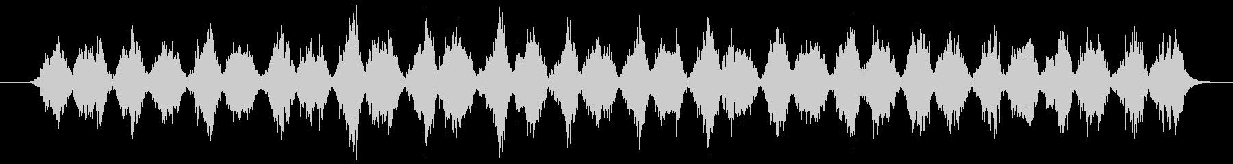 ハンドファイル:ファイリングスチー...の未再生の波形