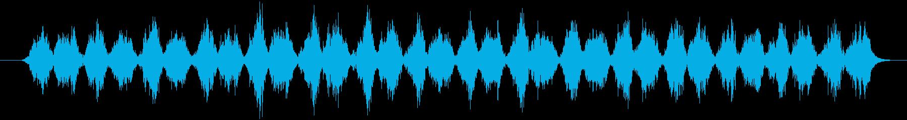 ハンドファイル:ファイリングスチー...の再生済みの波形