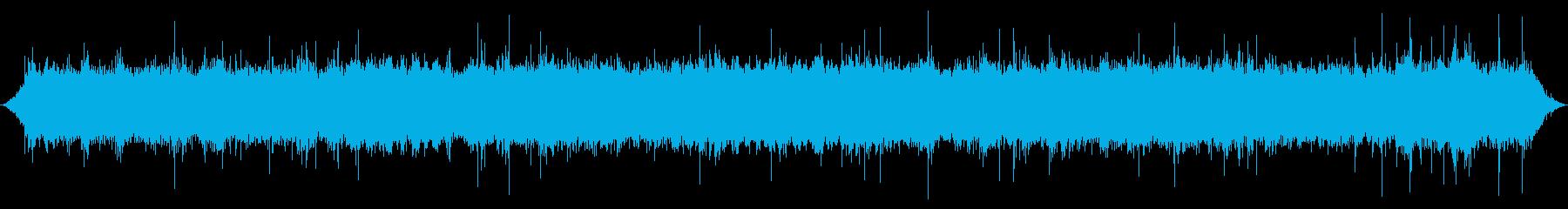 ブルックオアストリーム:ディープク...の再生済みの波形