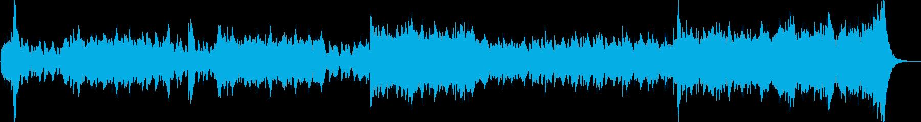 オーケストラ、アクション、ロックっ...の再生済みの波形