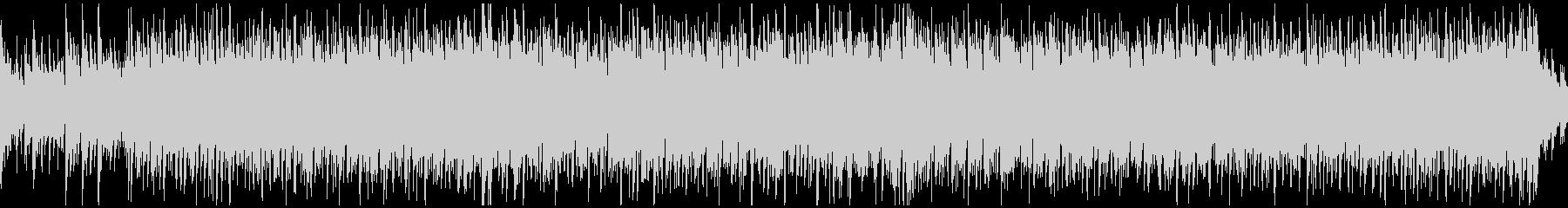 ノリノリで元気なウクレレ曲 ※ループ版の未再生の波形