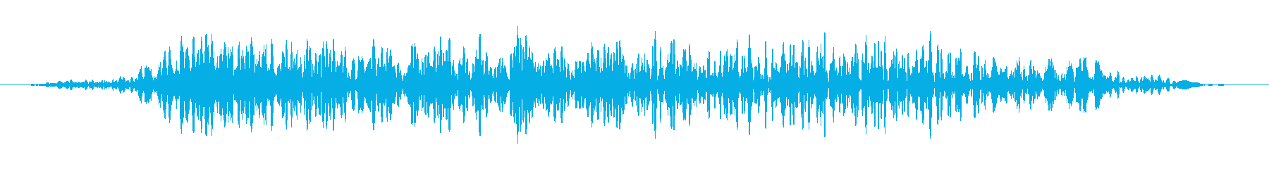 カエル モンスター キャラタップ 怒りの再生済みの波形