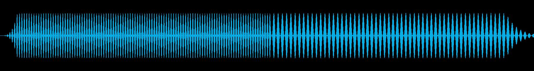 さまざまなピッチでの複数のインター...の再生済みの波形