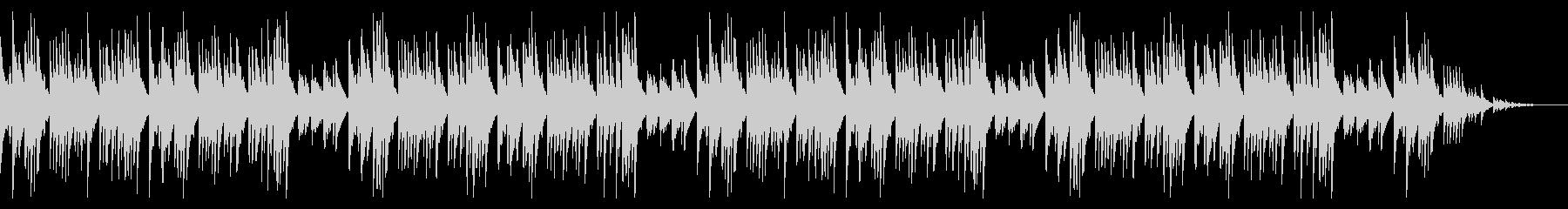 童謡「桃太郎」シンプルな琴のアレンジの未再生の波形