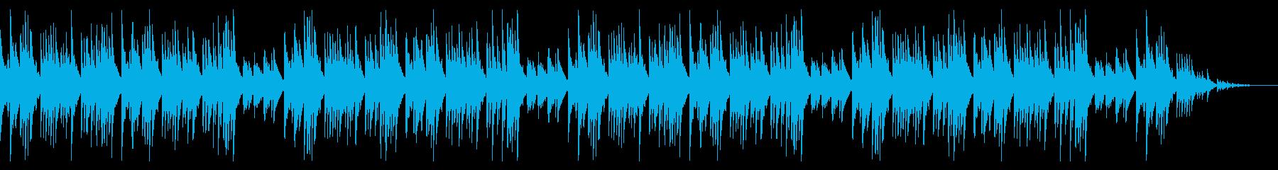 童謡「桃太郎」シンプルな琴のアレンジの再生済みの波形