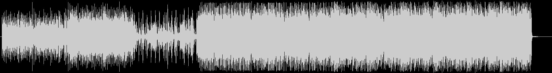 ピコピコ系のゲームの森の曲っぽいの未再生の波形
