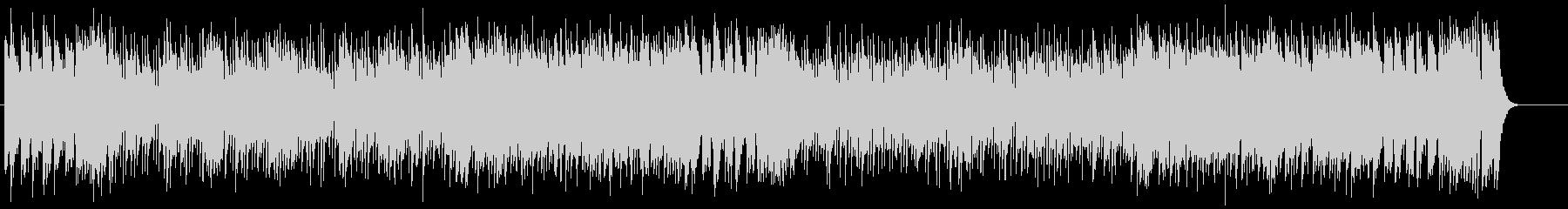 ピアノの調べが美しい、ブライダルBGMの未再生の波形