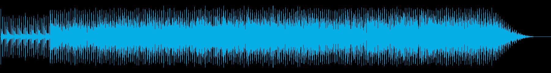 Gale Of Springの再生済みの波形