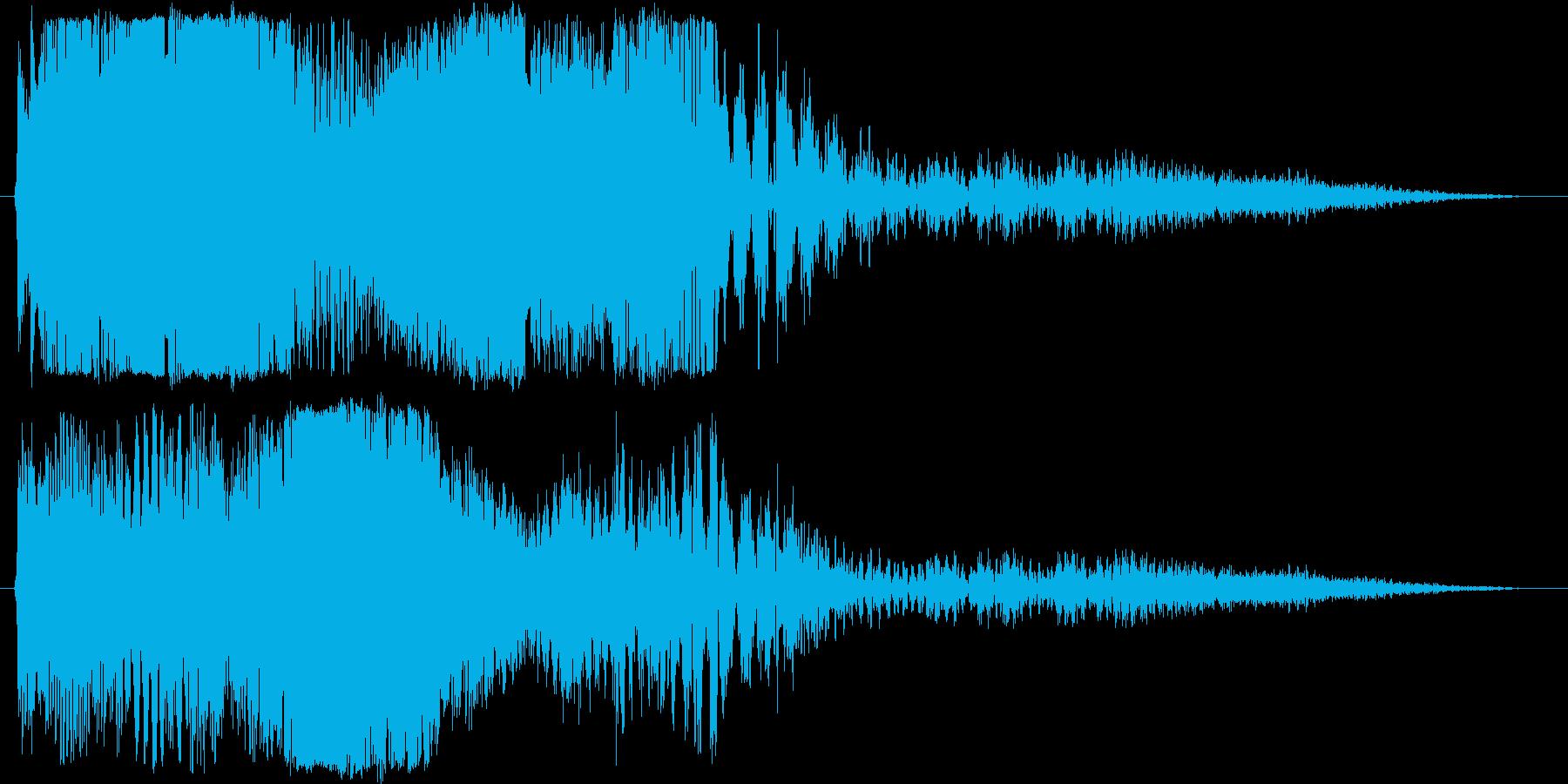 DJ ラジオ 映像 クリエイター様に12の再生済みの波形