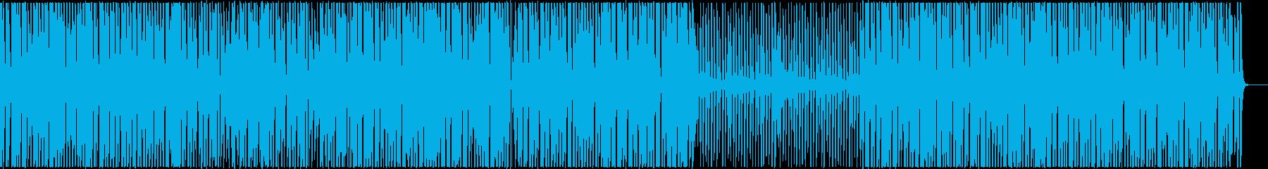 楽しいクッキングBGMの再生済みの波形