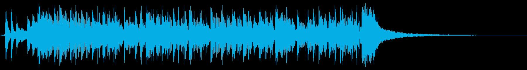 すべてのスコアALT。混合の再生済みの波形