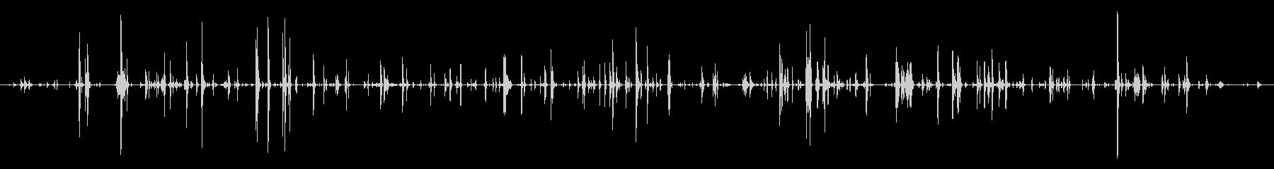 メタル チェーンビッグハンドリング01の未再生の波形