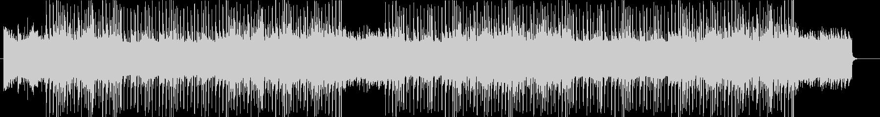 洋楽トラップソウル、R&Bビート♫の未再生の波形