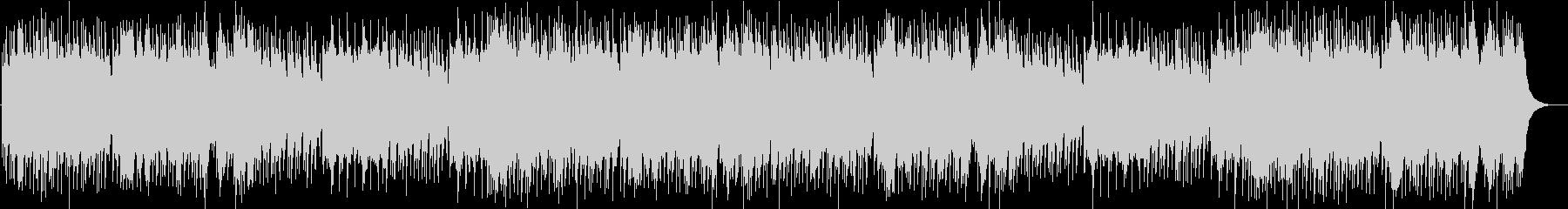 ラデツキー行進曲 オルゴールオーケストラの未再生の波形