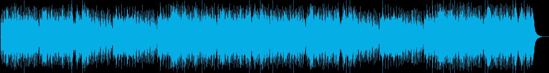 ラデツキー行進曲 オルゴールオーケストラの再生済みの波形