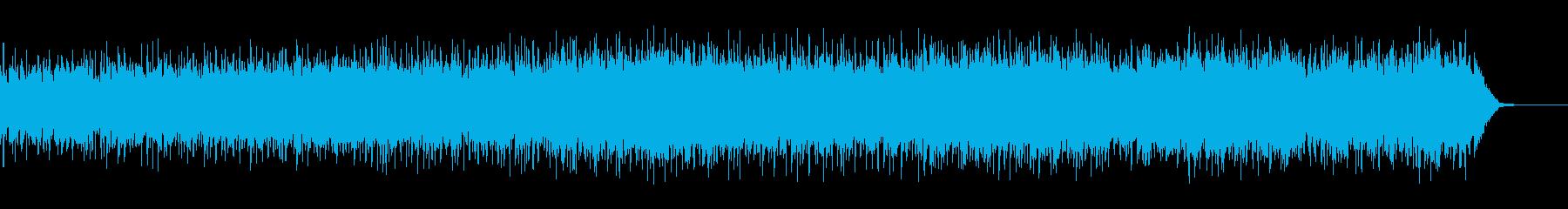 スローテンポなバイオリンの伝統的フォークの再生済みの波形
