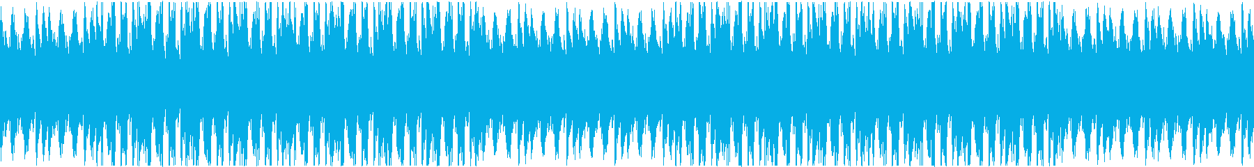 ローファイ・トークを邪魔しない・ループの再生済みの波形