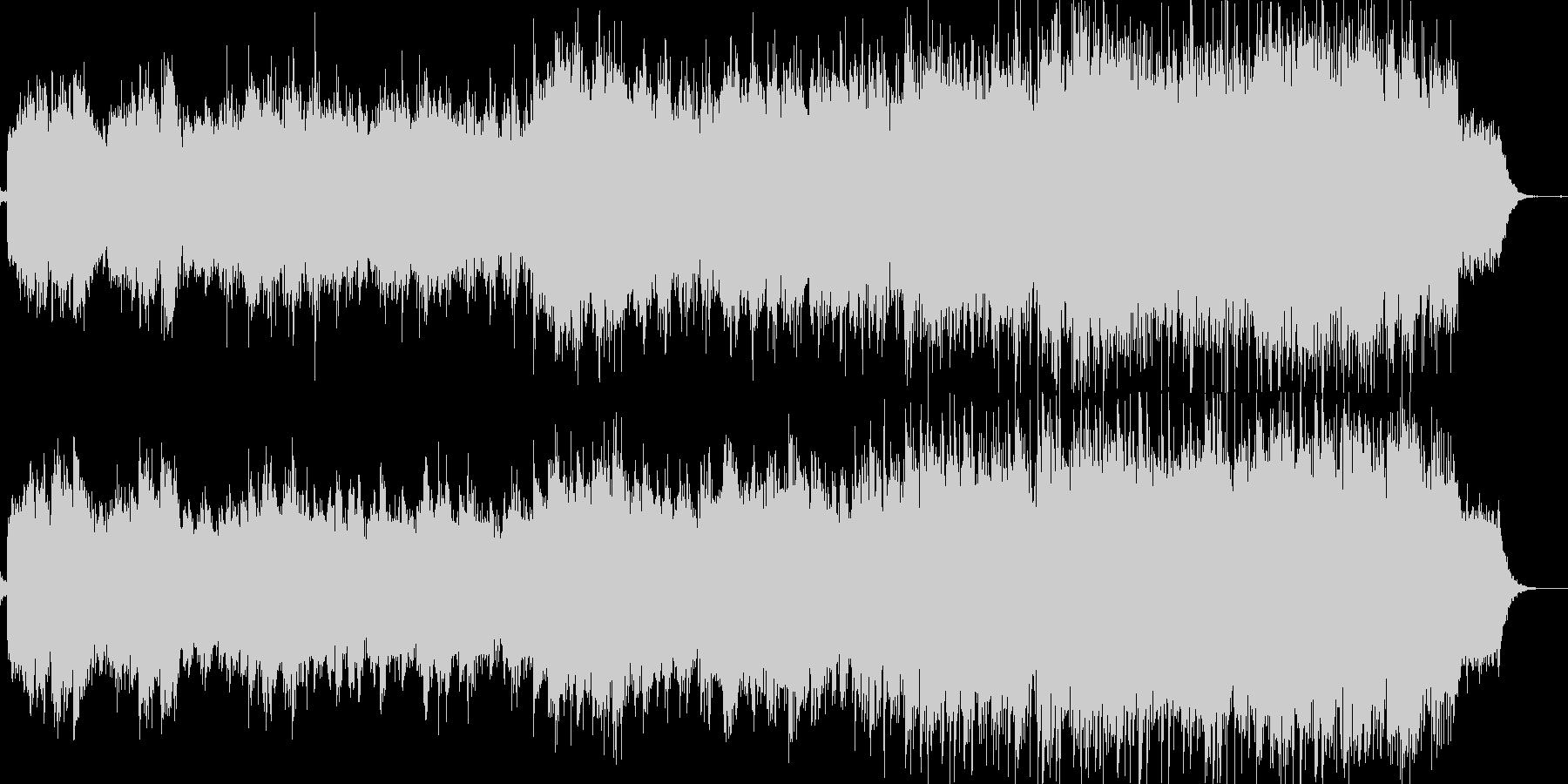 アイリッシュなオリジナル民族音楽です。の未再生の波形