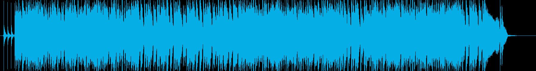 ピアノメインの昔懐かしいバンドサウンドの再生済みの波形