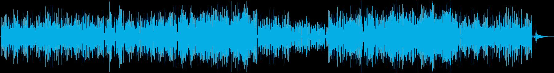 バンドサウンドによる軽快なポップスの再生済みの波形