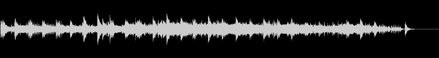 可愛らしく明るい曲2(CM・VLOG)の未再生の波形