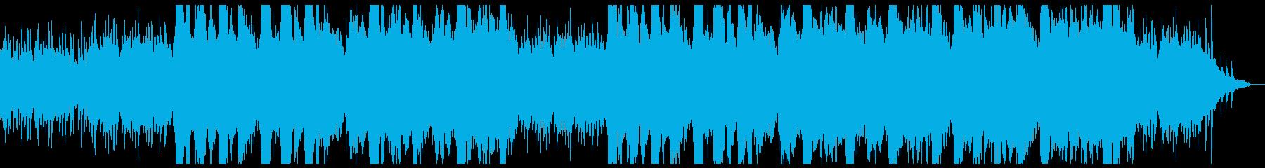 ゆったり感傷的なシネマティックシンフォ。の再生済みの波形
