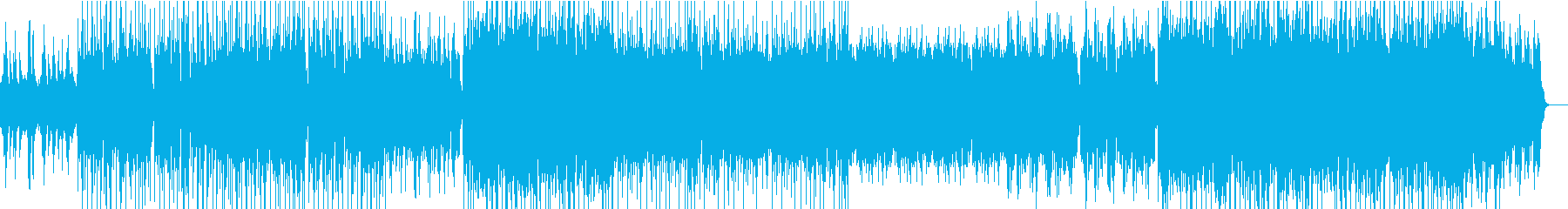 切ないピアノ・癒しのバラードの再生済みの波形