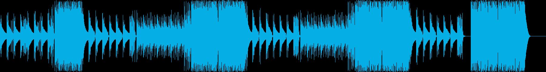 ラテン系ギター/哀愁/重低音/大人/#1の再生済みの波形