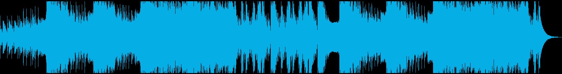 コーポレート 移動 シンセサイザー...の再生済みの波形