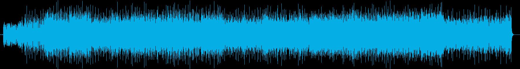 プログレ風味な'70s王道ハードロックの再生済みの波形