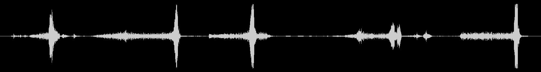 ラージウルフハウンド:Ext:Gr...の未再生の波形