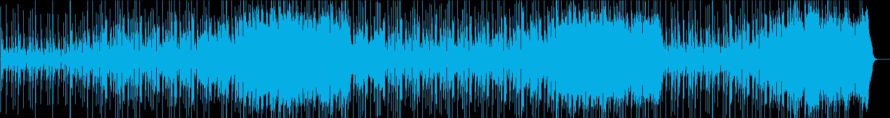 ヒップホップの姿勢を持つR&B。滑...の再生済みの波形