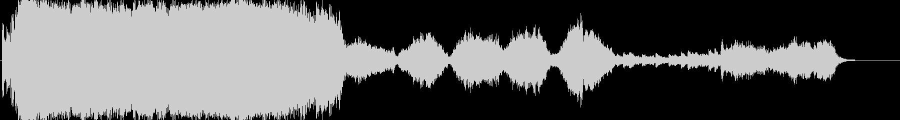 現代的 交響曲 オペラ プログレッ...の未再生の波形