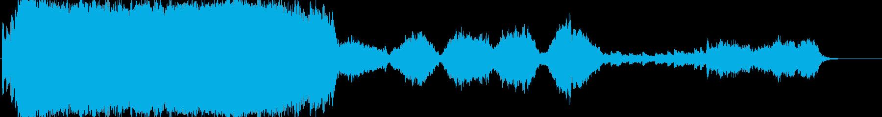 現代的 交響曲 オペラ プログレッ...の再生済みの波形