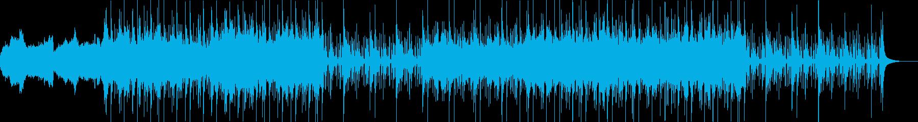 フュージョン センチメンタル サス...の再生済みの波形