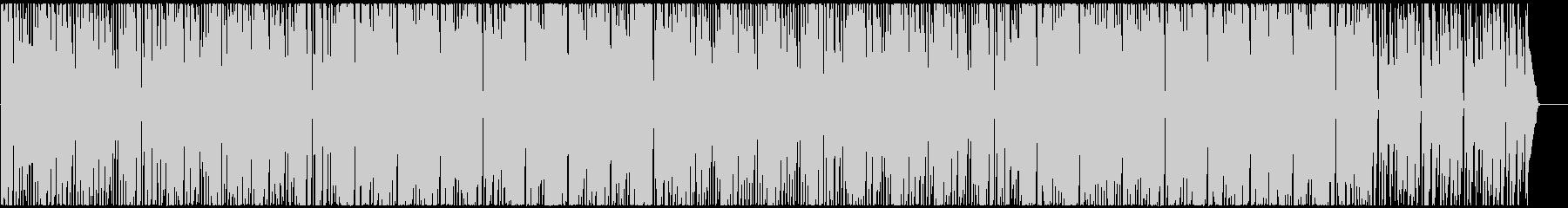 Bright IVの未再生の波形