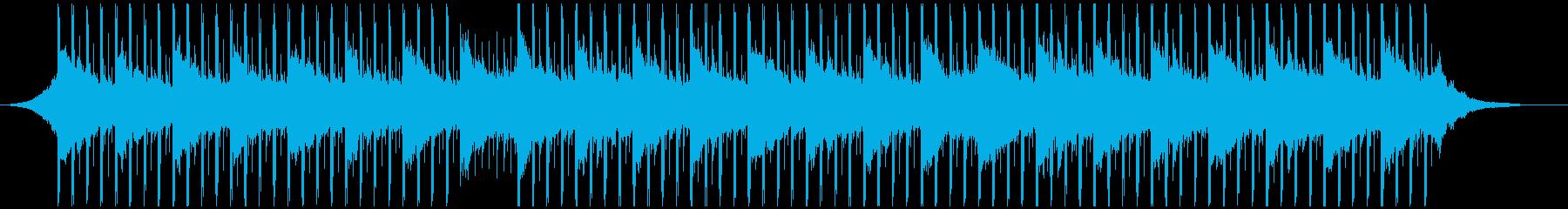 目標に到達する(中)の再生済みの波形